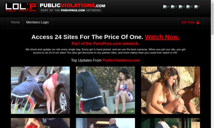 publicviolations.com