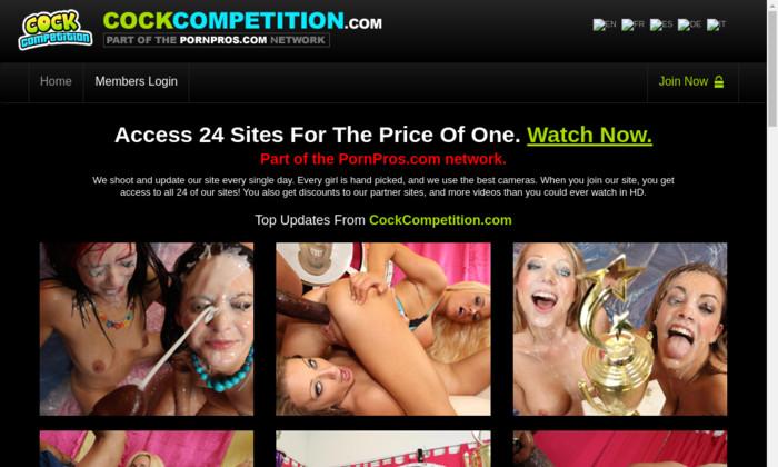 cockcompetition.com