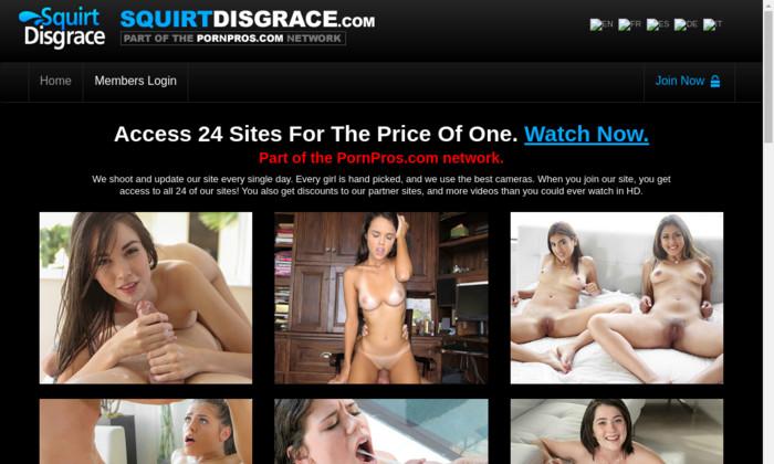 squirtdisgrace.com