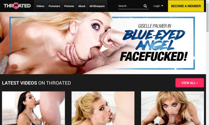 throated.com