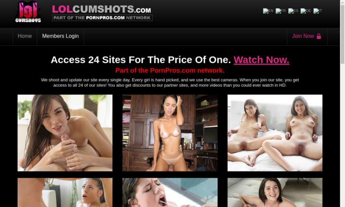 lolcumshots.com