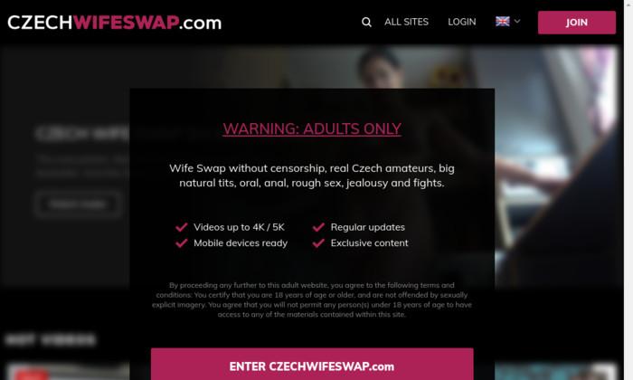 czechwifeswap.com
