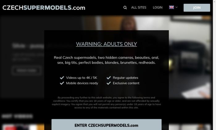 czechsupermodels.com