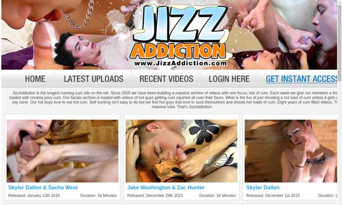 jizzaddiction.com
