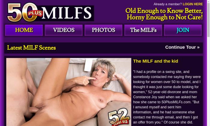 50plusmilfs.com