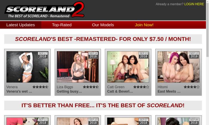 scoreland2.com