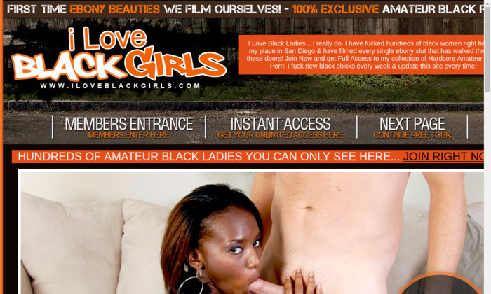 iloveblackgirls.com