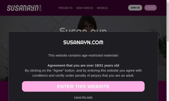 susanayn.com