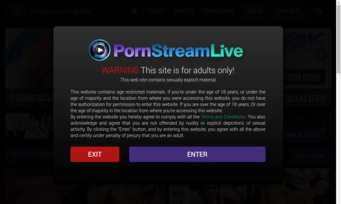 pornstreamlive.com