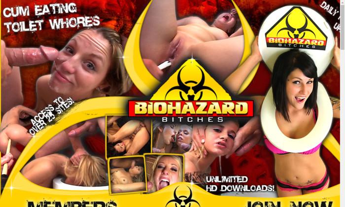 biohazardbitches.com