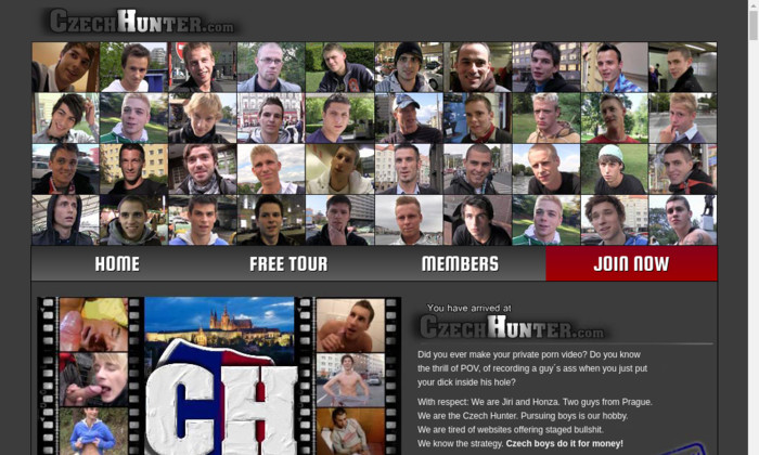 czechhunter.com