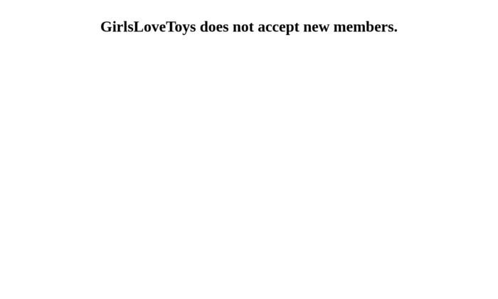 girlslovetoys.com