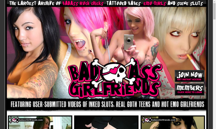 badassgirlfriends.com