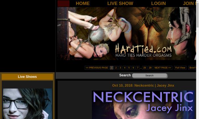 hardtied.com