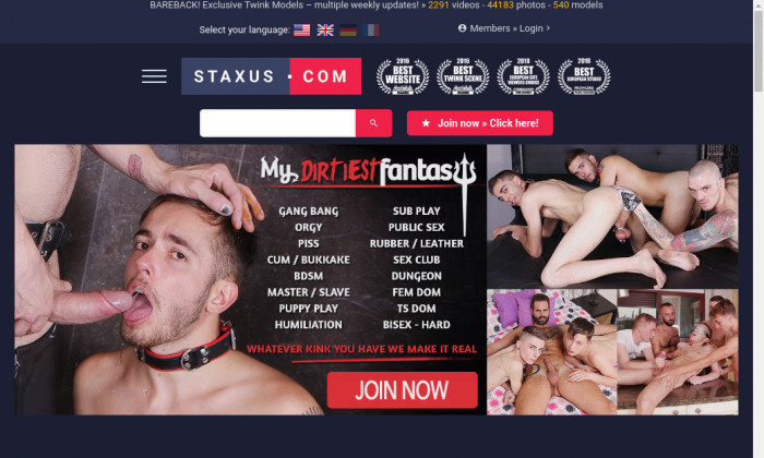 staxus.com