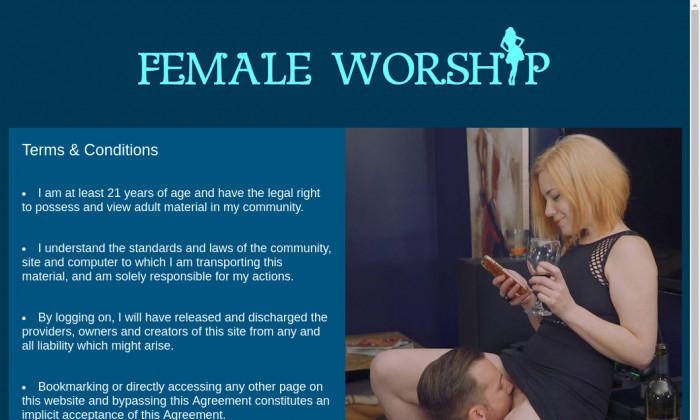 femaleworship.com