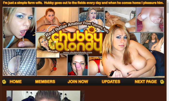 chubbyblondy.com