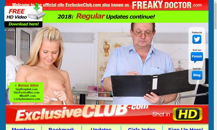 exclusiveclub.com