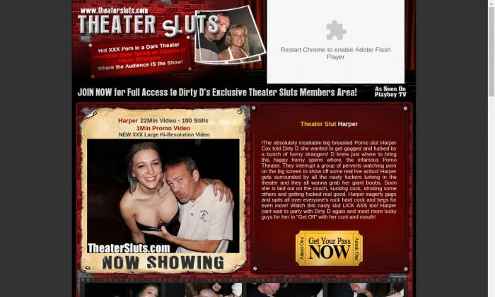 theatersluts.com