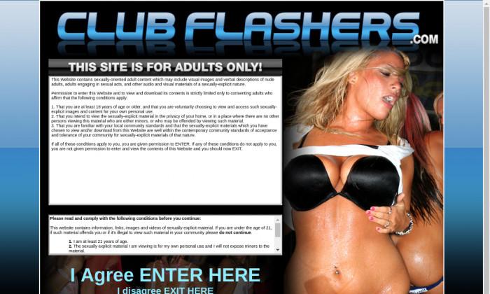 clubflashers.com