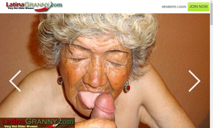 latinagranny.com
