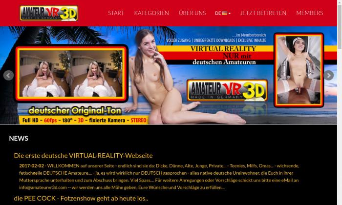 amateurvr3d.com
