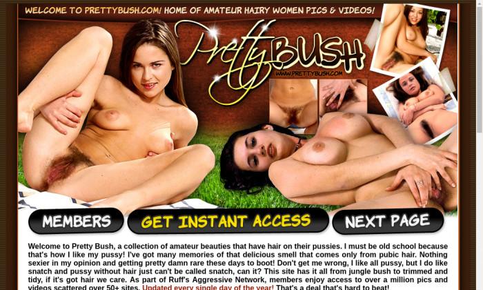 prettybush.com