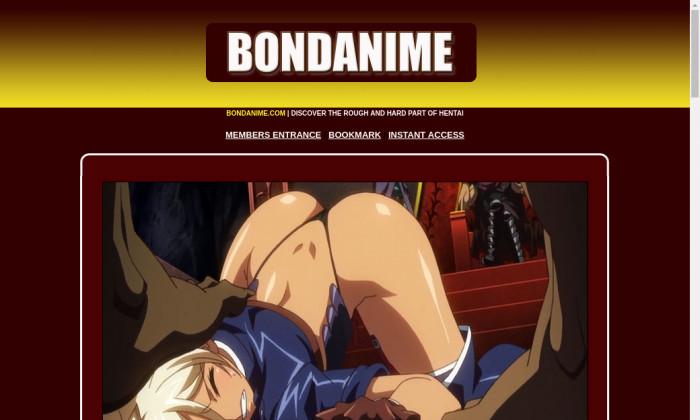 bondanime.com