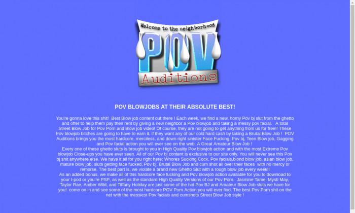 pov-auditions.com