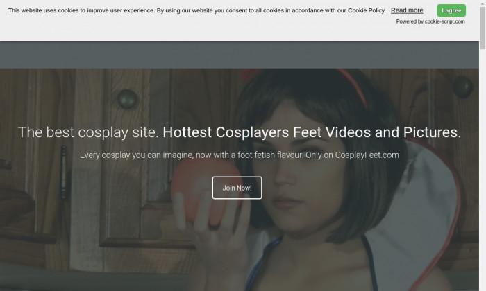 cosplayfeet.com