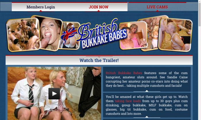britishbukkakebabes.com