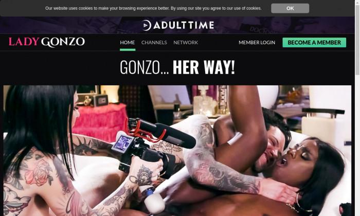 ladygonzo.com