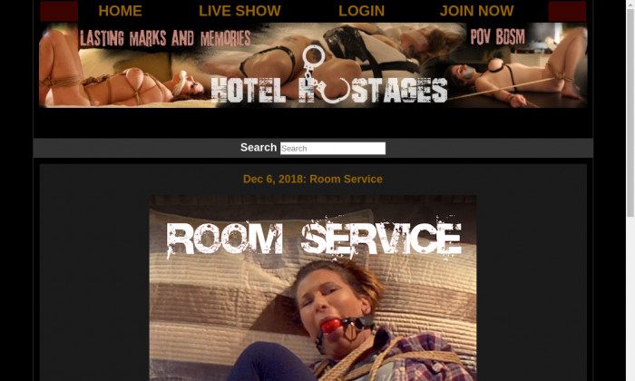 hotelhostages.com
