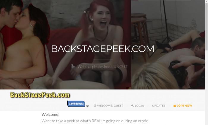 backstagepeek.com