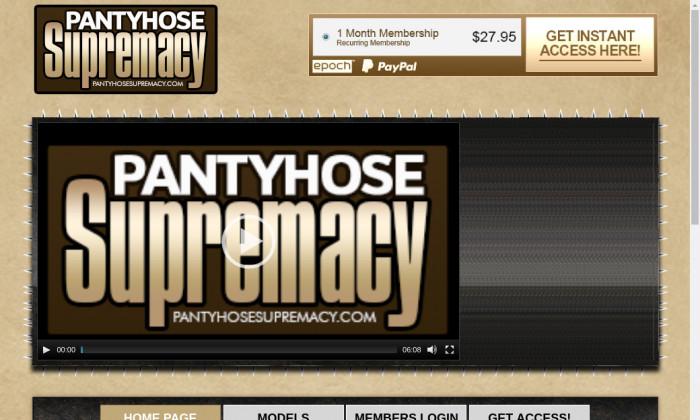 pantyhosesupremacy.com