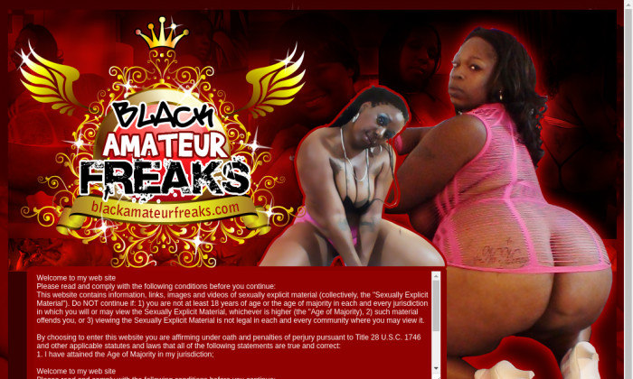 blackamateurfreaks.com