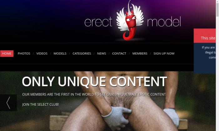 erectmodel.com