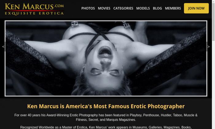 kenmarcus.com