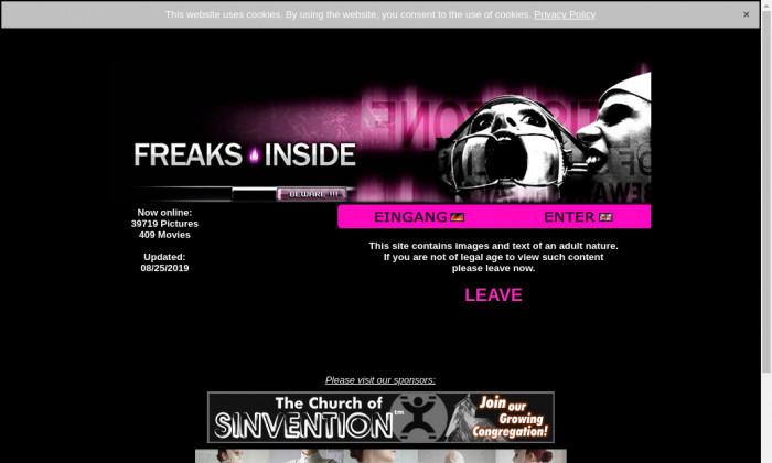 freaksinside.com