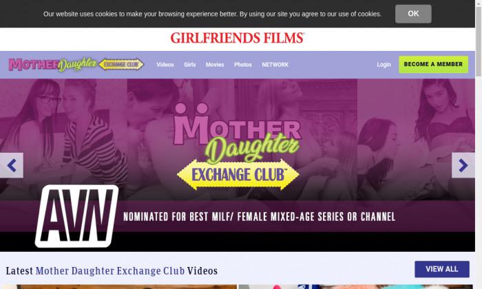 motherdaughterexchangeclub.com
