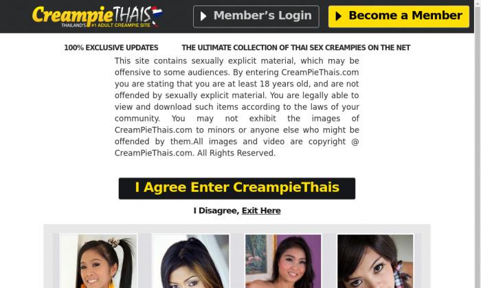 creampiethais.com