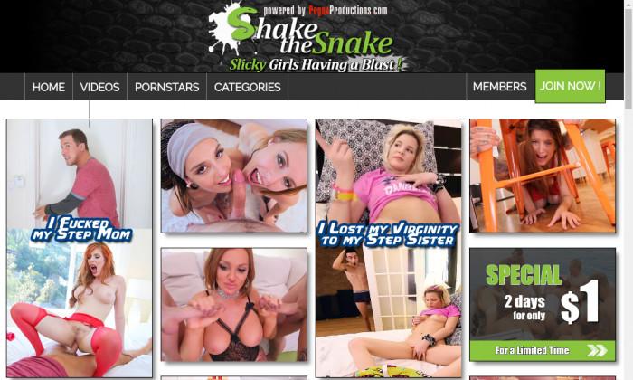 shakethesnake.com