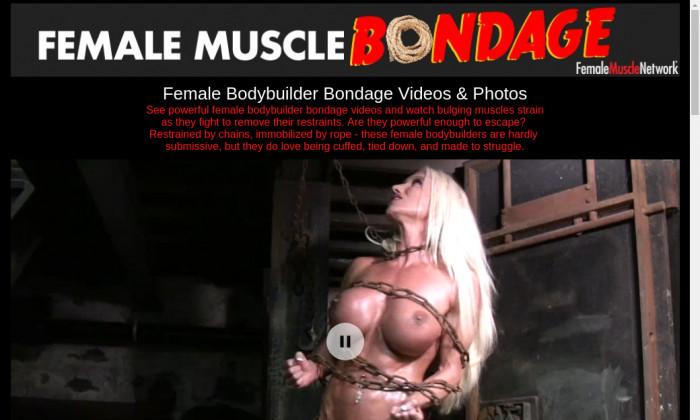 femalemusclebondage.com