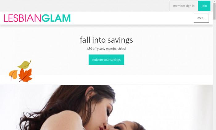 lesbianglam.com