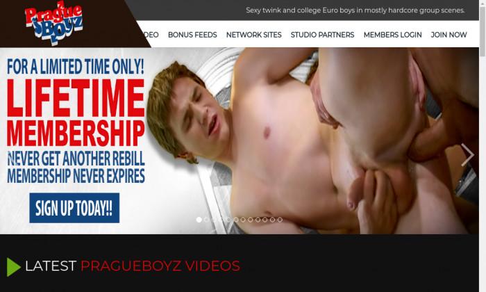 pragueboyz.com