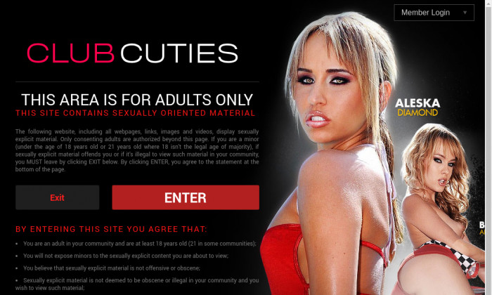 clubcuties.com