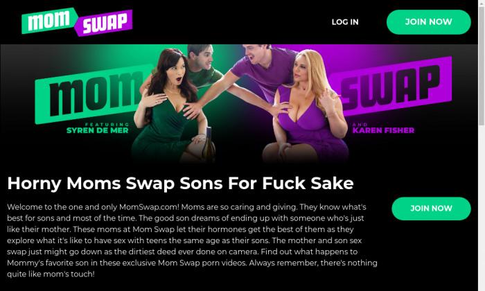 momswap.com