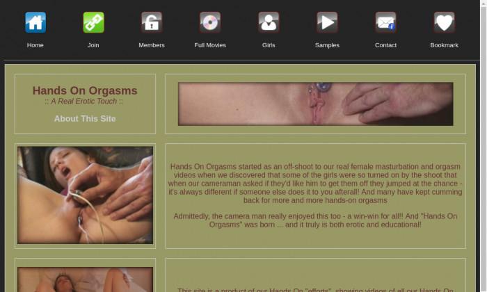 handsonorgasms.com
