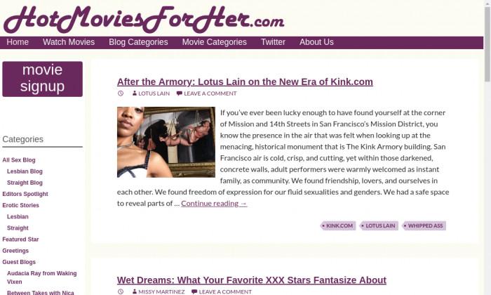 hotmoviesforher.com